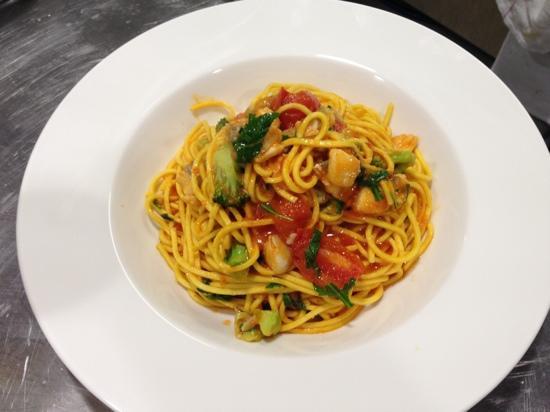 Espagueti Monaguesca