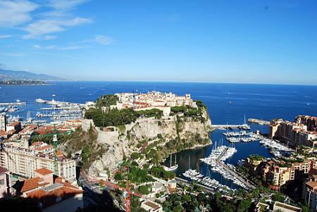 La roca Mónaco