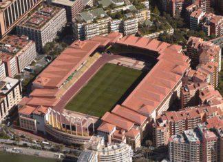 El estadio Luis II de Mónaco