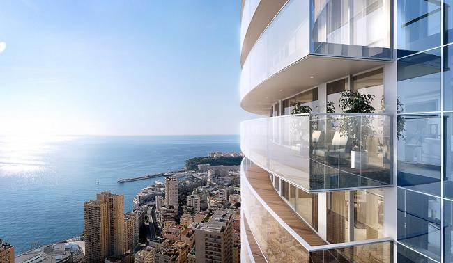 Apartamentos en Mónaco