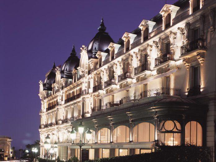 Hotel Paris en Mónaco