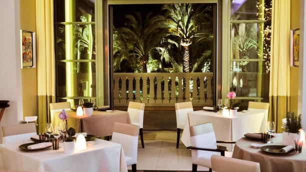 Restaurante Blue Bay