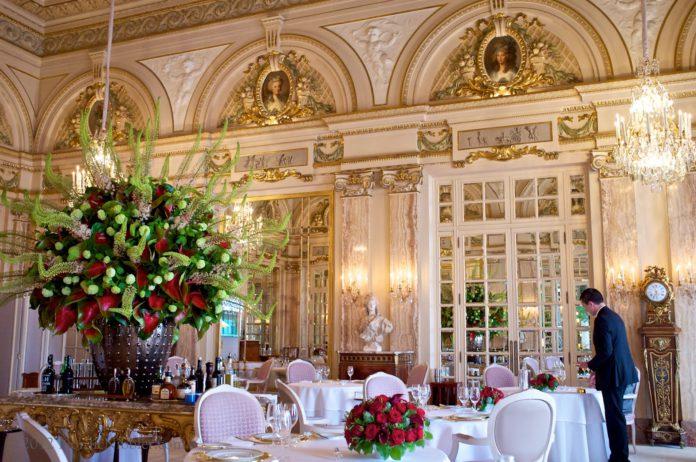 Restaurante Le Louis XV - Alain Ducasse à l´Hôtel de Paris