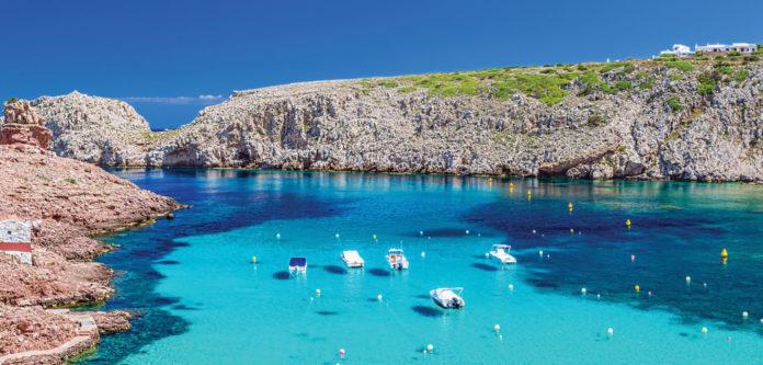 De Mónaco a Menorca