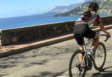 monaco en bicicleta