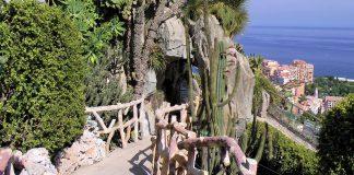 El Jardín Exótico y la Gruta del Observatorio